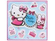 Dekorace Hello Kitty D70460, 29x29 cm Dětské dekorace na zeď
