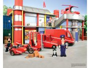 3D fototapeta Walltastic Pošťák Pat 40304 | 305x244 cm Fototapety pro děti