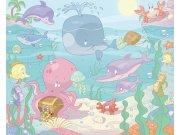 3D fototapeta Walltastic Baby Moře 40625 | 305x244 cm Fototapety pro děti