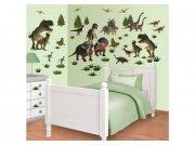 Samolepicí dekorace Walltastic Dinosauři 41103 Dětské samolepky na zeď