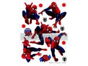 Samolepicí dekorace Spiderman 1713 DK-1713, 85x65 cm Dětské samolepky na zeď