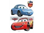 Samolepicí dekorace Cars a Sally DK-0850, 85x65 cm Dětské samolepky na zeď