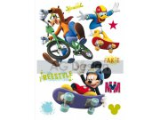 Samolepicí dekorace Mickey Mouse freestyle DK-0855, 85x65 cm Dětské samolepky na zeď
