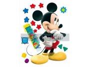 Samolepicí dekorace Mickey Mouse DK-0858, 85x65 cm Dětské samolepky na zeď