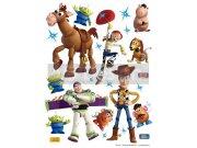 Samolepicí dekorace Toy Story DK-1771, 85x65 cm Dětské samolepky na zeď