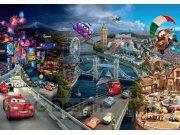 Fototapeta AG Cars FTDS-0287 | 360x254 cm Fototapety pro děti