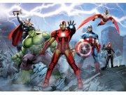 Fototapeta AG Avengers FTDS-2230 | 360x254 cm Fototapety pro děti