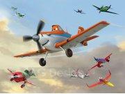 Fototapeta AG Planes eskadra FTDS-2218 | 360x254 cm Fototapety pro děti