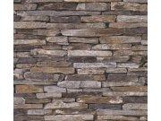 Flis tapeta za zid imitacija kameni zid 9142-17 Na skladištu