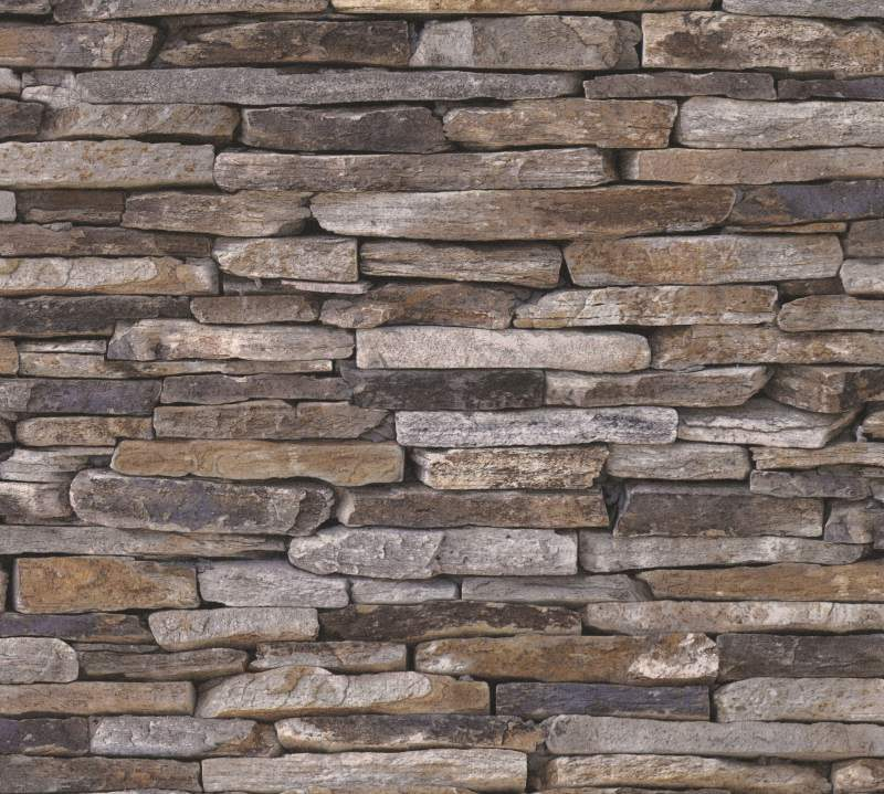 Vliesová tapeta na zeď imitace kamenné zdi 9142-17 - Tapety skladem