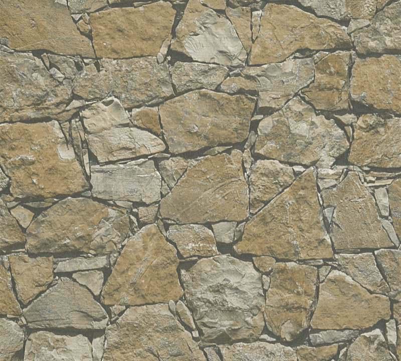 Vliesová tapeta na zeď imitace kamenné zdi 95863-1 - Tapety skladem