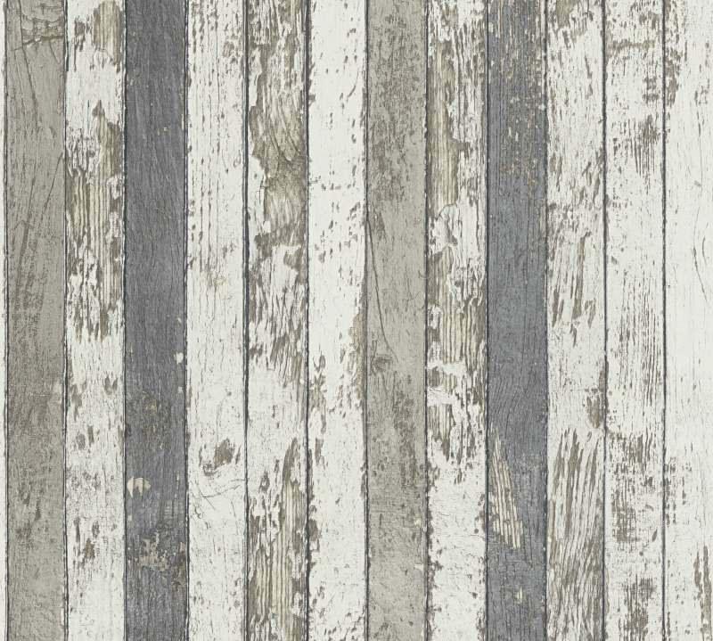 Vliesová tapeta na zeď imitace dřevěného obkladu 95914-2 - Tapety skladem