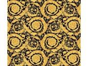 Vliesové tapety na zeď Versace 93583-4 Tapety AS Création - Tapety Versace