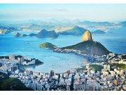 Papírová fototapeta Rio de Janeiro W+G 145, 366x254 cm Fototapety skladem