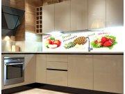 Fototapeta do kuchyně Ovoce KI-180-022, 180x60 cm Samolepící fototapety - Na kuchyňskou linku
