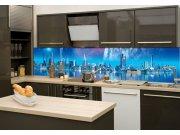 Samolepící fototapety do kuchyně Město KI-180-036 - rozměry 180 x 60 cm Samolepící fototapety - Fototapety na kuchyňskou linku