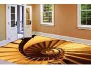 Fototapety na podlahu Schodiště FL-255-039, rozměry 255 x 170 cm Samolepící fototapety - Fototapety na podlahu