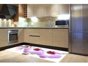 Samolepicí fototapeta na podlahu Orchidej FL-85-015, 85x170 cm Samolepící fototapety - Na podlahu