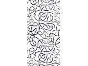 Samolepící laminovaná fototapeta D040 Abstract lines, rozměry 95 x 210 cm Fototapety na dveře