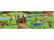 Vliesová fototapeta Dimex Park M-228 | 330x110 cm Fototapety pro děti