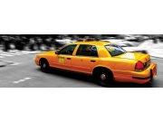 Vliesová fototapeta Dimex Taxi M-102 | 330x110 cm Fototapety vliesové