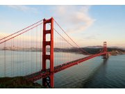 Vliesová fototapeta Dimex Golden Gate XL-102 | 330x220 cm Fototapety vliesové