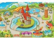 Vliesová fototapeta Dimex Pouť XL-277 | 330x220 cm Fototapety pro děti
