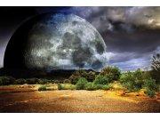 Vliesová fototapeta Dimex Měsíc XL-153 | 330x220 cm Fototapety vliesové