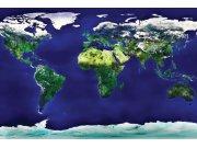 Vliesová fototapeta Dimex Mapa světa XL-149 | 330x220 cm Fototapety vliesové