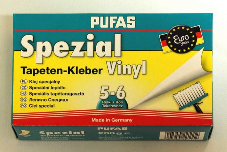 Lepidlo Pufas na lepení vinylových tapet, 200 g - Lepidla na Vinyl