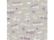 Dječja papirnata tapeta za zid Pretty Lili 69145050 Djeca