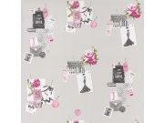 Dječja papirnata tapeta za zid Pretty Lili 69154007 Djeca