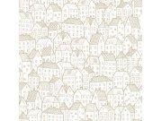 Dječja papirnata tapeta za zid Pretty Lili 69212000 Dječje