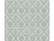 Vliesová tapeta na zeď Safina zeleno béžové ornamenty 33323-4 Tapety AS Création - Tapety Safina