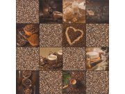 Omyvatelná vinylová tapeta na zeď Tiles More 303711 Tapety Rasch - Tapety Tiles More