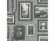 Omyvatelná vinylová tapeta na zeď Tiles More 307900 Tapety Rasch - Tapety Tiles More