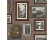 Omyvatelná vinylová tapeta na zeď Tiles More 307917 Tapety Rasch - Tapety Tiles More