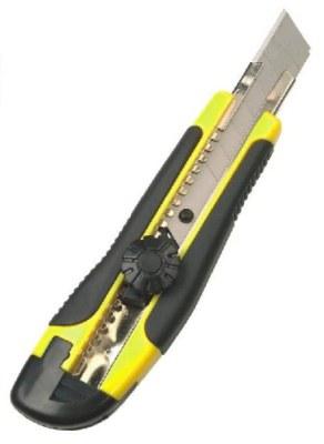 Univerzální kovový nůž Soft Grip - Tapetářské nářadí