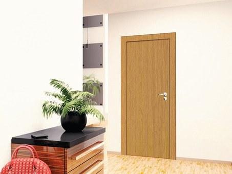 Renovační samolepicí zesílená tapeta na dveře
