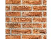 Samolepící folie cihla červená 200-5590 d-c-fix, šíře 90 cm Samolepící folie Stylové