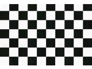 Samolepící folie šachovnice velká 200-2565 d-c-fix, šíře 45 cm Samolepící folie Stylové