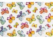 Samolepící folie motýlci 200-2940 d-c-fix, šíře 45 cm Samolepící folie Stylové
