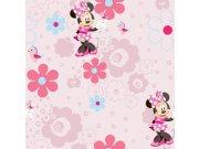 Dětské tapety Minnie 72199, 0,52 x 10 m Tapety skladem
