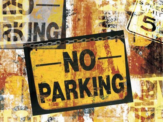 Fototapeta AG Neparkovat FTXXL-0091 | 360x255 cm - Fototapety na zeď