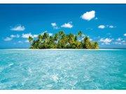 Papírová fototapeta Maldive Dream W+G 289, 366x254 cm Fototapety skladem