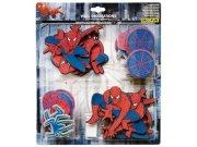 Dekorace Spiderman D23869, 24 ks Dětské dekorace na zeď