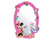 Dekorace zrcadlo Minnie DM-2118, 15x22 cm Dětské dekorace na zeď
