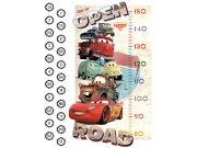 Samolepicí dekorace Cars metr DK-0894, 85x65 cm Dětské samolepky na zeď