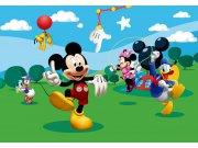 Fototapeta AG Mickey Mouse FTDNXXL-5057 | 360x270 cm Fototapety pro děti