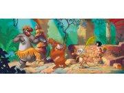 Vliesová fototapeta Kniha Džunglí FTDNH-5355 | 202x90 cm Fototapety pro děti